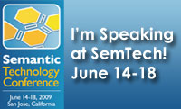 Semantic Technology Conference 2009