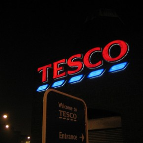 Tesco uses data for more than just loyalty cards