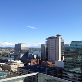 OpenStack Summit - thoughts from Portland